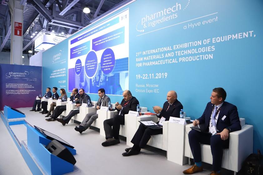 Эффективный взгляд на техническое обеспечение производства лекарственных средств